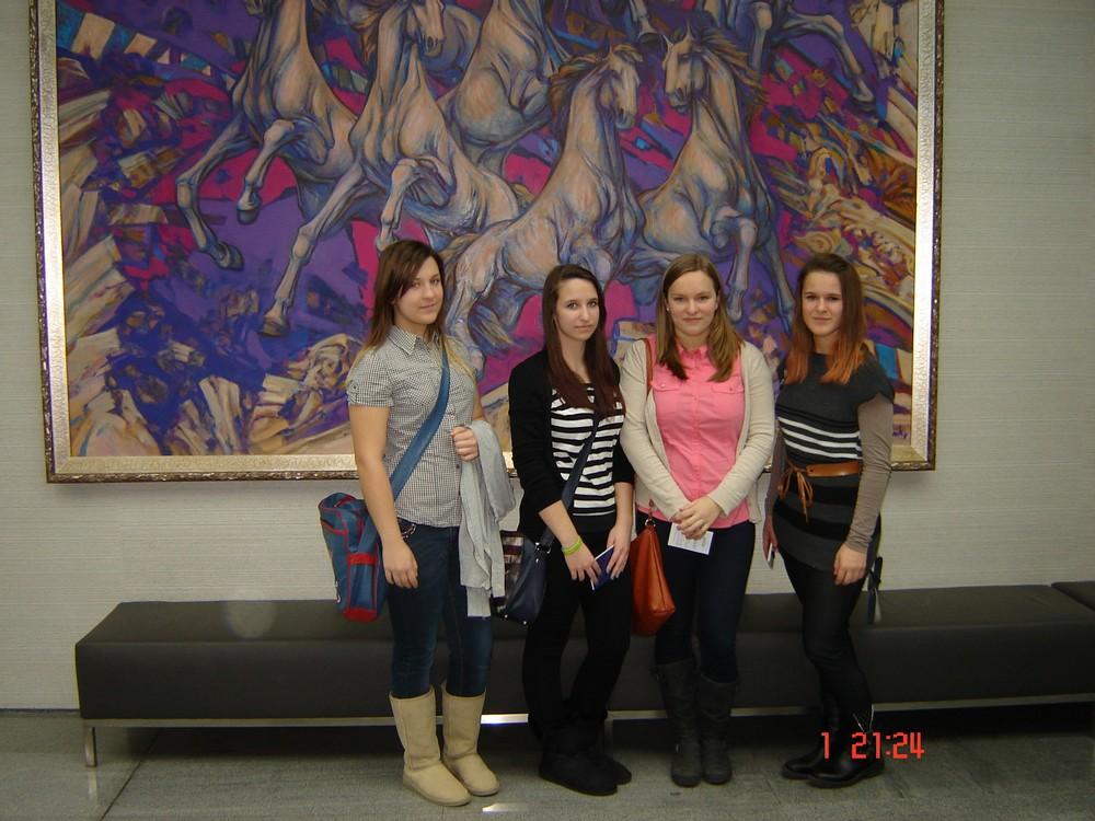 Obisk in ogled Državnega zbora v Ljubljani