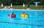 Športni dan na bazenu