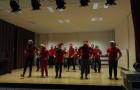 Plesalci na odru