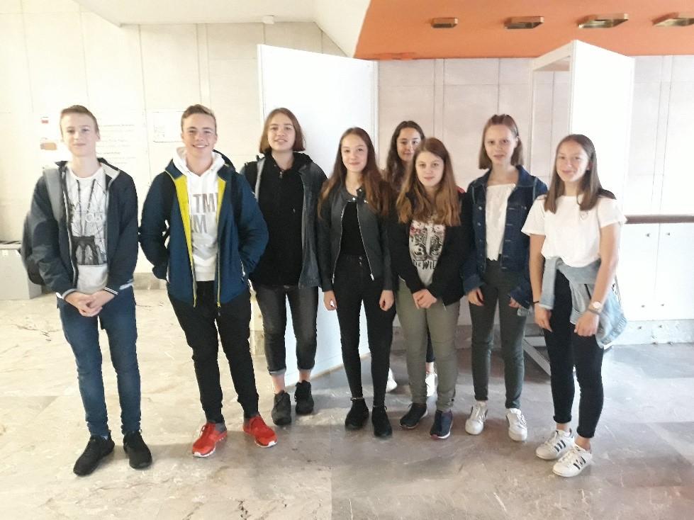 ZLATI BRALCI V Gallusovi dvorani Cankarjevega doma v Ljubljani