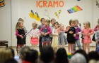 Otroci vrtca na odru